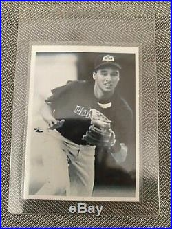1992 Derek Jeter Greensboro Hornets Promotional Card EXTREMELY RARE 1/1