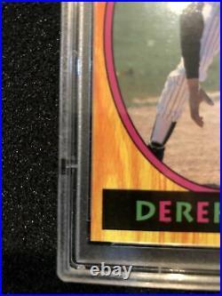1992 Little Sun Derek Jeter High School Prospects PSA 9 VERY RARE