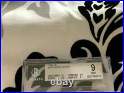 1993 SP DEREK JETER BGS 9 10,9.5,9.5,8 SUBS PSA Crossover RARE Corners ARE 9.5