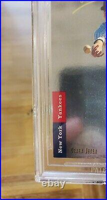 1993 SP DEREK JETER FOIL #279 BGS 8 with GEM MINT 9.5 + RARE 9 SURFACE = PSA