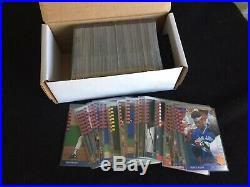 1993 SP Derek Jeter RC COMPLETE HAND COLLATED SET Rare N Nice