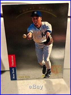 1993 SP Derek Jeter Rookie Card Very Rare See Pics