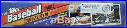 1993 Topps Baseball Set EXCULSIVE TO COLORADO ROCKIES BB CLUB Rare Jeter Rookie