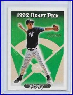 1993 Topps GOLD Complete Set Derek Jeter RC RARE 792 VERY NICE Yankees HOF