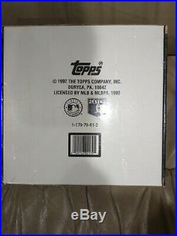 1993 Topps Stadium Club Murphy Complete Sealed Factory Set Derek Jeter Rc Rare