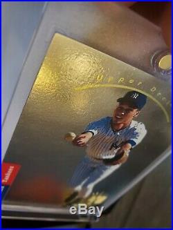 1993 Upper Deck SP #279 DEREK JETER RC NY Yankees SS RARE Ex+/NrMt. Nice Foil