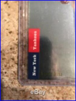 1993 Upper Deck SP DEREK JETER #279 Foil RC Rookie Card Yankees Rare Super