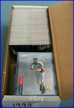 1993 Upper Deck SP Derek Jeter RC #279 + The Complete Set! Rare