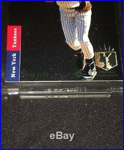 1993 Upper Deck SP Derek Jeter Rare Rookie Foil #270 Yankees Legend Looks Nice