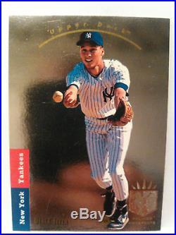 1993 Upper Deck SP FOIL #279 Derek JETER ROOKIE New York Yankees RC RARE