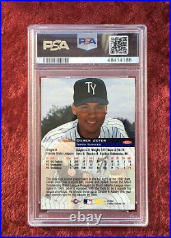 1994 Classic Derek Jeter Rookie Card #60 PSA/DNA RARE 10 POP 1