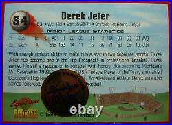 1994 Signature Rookies Hottest Prospect Autograph Set Jeter (12 Cards) Rare