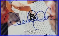 1996 Derek Jeter Vintage Signed JSA Certified Pinnacle RC Rookie Card AUTO RARE