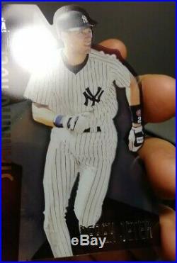 1997 Fleer Ultra Starring Role Insert Derek Jeter New York Yankees SUPER RARE