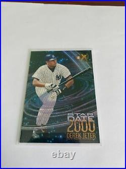 1997 Skybox EX-2000 Star Date Derek Jeter. HOF Rare