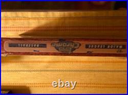 1997 Topps Baseball CHROME Hobby Box JETER Loaded 24 Packs REFRACTORS Rare READ