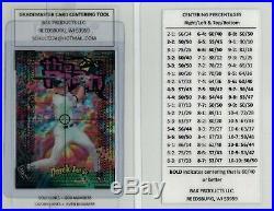 1998 Finest The Man Refractor #tm9 Derek Jeter 28/75 Rare Card Psa 10