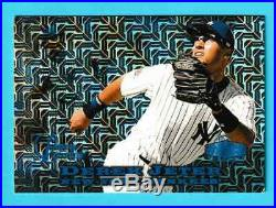 1998 Flair Showcase Legacy Row 0 Derek Jeter Yankees 92/100 RARE dent (KCR)