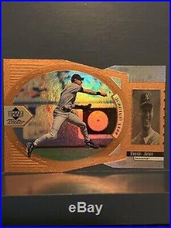 1998 Upper Deck Quantum Leap Derek Jeter /50 Rare HOF