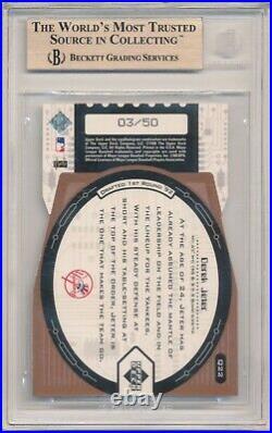 1998 Upper Deck Retro Quantum Leap Derek Jeter /50 BGS 9.5 RARE