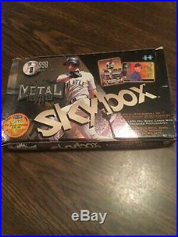 1998 skybox metal universe Baseball Possible PMG S Rare