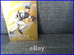 1999 fleer brilliants gold Derek Jeter Card #2G Only One On eBay 36/99 Rare