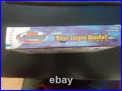2000 Topps Finest Series 1 Baseball Hobby Box Factory Sealed 24 Pack- Rare