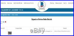 2002 Derek Jeter BGS Auto Autograph RARE ebay 1/1