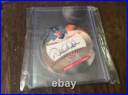 2003 fleer rare derek jeter hardball autograph rare&hot going in hall