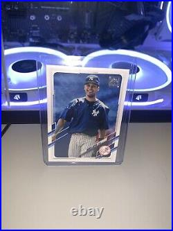 2021 Topps Series 2 Derek Jeter SSP card #561! New York Yankees! RARE
