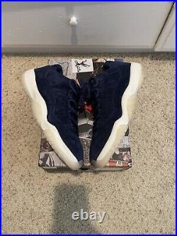 Air Jordan 11 Low Derek Jeter Size 13 RARE