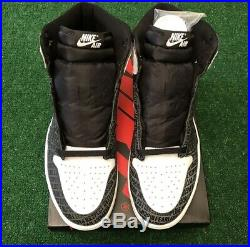 Air Jordan Retro 1 High Re2pect Derek Jeter Brand New Rare 2017 Mens Size 11
