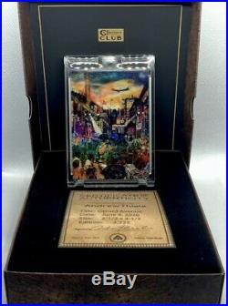 Andrew Thiele New York Heritage Card #500/2222 DEREK JETER RARE