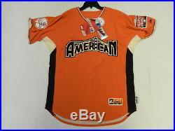 Authentic Derek Jeter 2007 All Star Jersey Yankees San Francisco Game RARE! XL