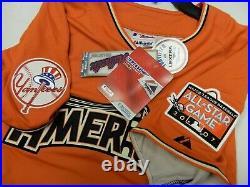 Authentic Derek Jeter 2007 All Star Jersey Yankees San Francisco Game RARE! XXL