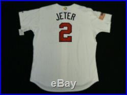 Authentic Derek Jeter USA 2006 World Baseball Classic Jersey Yankees RARE! 52