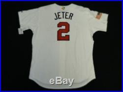 Authentic Derek Jeter USA 2006 World Baseball Classic Jersey Yankees RARE! 56
