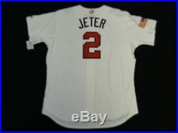 Authentic Derek Jeter USA 2006 World Baseball Classic Jersey Yankees RARE! 60