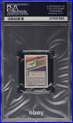 DEREK JETERRARE POP 3141993 TOPPS MICRO PSA-9 MINT ROOKIE RC CARD #98 Not GOLD