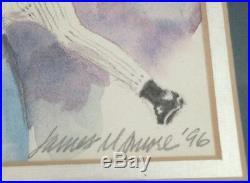 DEREK JETER Signed Autographed ORIGINAL Artwork NY Yankees 1996 ROY Rare 1/1 HOF