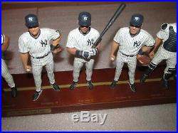 Danbury Mint 1999 New York Yankees World Series Champions Team (rare)