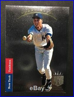 Derek Jeter 1993 Upper Deck SP Foil Rookie Card #279 NM Rare Holo Rc