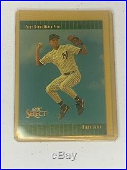 Derek Jeter 1995 Upper Deck Special Edition Rookie Plus 3other Rare Jeter