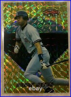 Derek Jeter 1996 Bowman Best Atomic Refractor #79 Very Rare