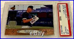 Derek Jeter 1996 Upper Deck Foil Rookie #156 Psa 10 Gem Mint Very Rare Yankees