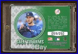 Derek Jeter 1997 Donruss Green Crusade 051/250 Super Rare Yankees Legend Hof