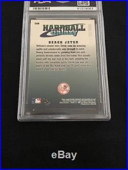 Derek Jeter 1998 Fleer METAL UNIVERSE Precious Metal Gems Rare 25/50 PSA 8.5
