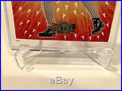 Derek Jeter 1999 Skybox Metal LINCHPINS SSP Rare Die-Cut Insert! HOF 2020