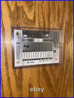 Derek Jeter 2000 Upper Deck Spx Radiance Sp Parallel Foil Rare #059/100 Yankees