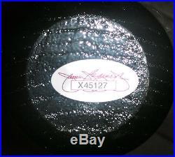 Derek Jeter Minor League Autographed Signed Rare Baseball Bat JSA COA LOA